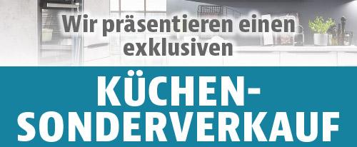 Exklusiver Kuechen-Sonderverkauf bei Beyhoff