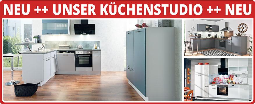 Traumhafte Personalkauf-Angebote in unserem neuen Küchenstudio