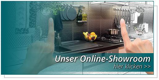 Unsere Online-Showroom