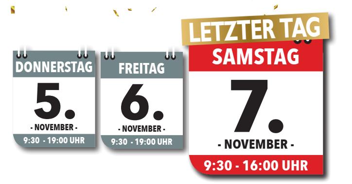 Nur 4 Tage Küchen-Sonderverkauf bei Möbel und Küchen H+H in Kamenz - direkt Termin sichern