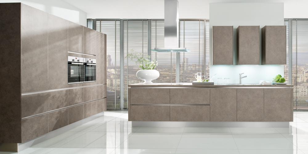 Design-Küche Salento von Haecker - extra günstig zu Ausnahmekonditionen beim Küchensonderverkauf