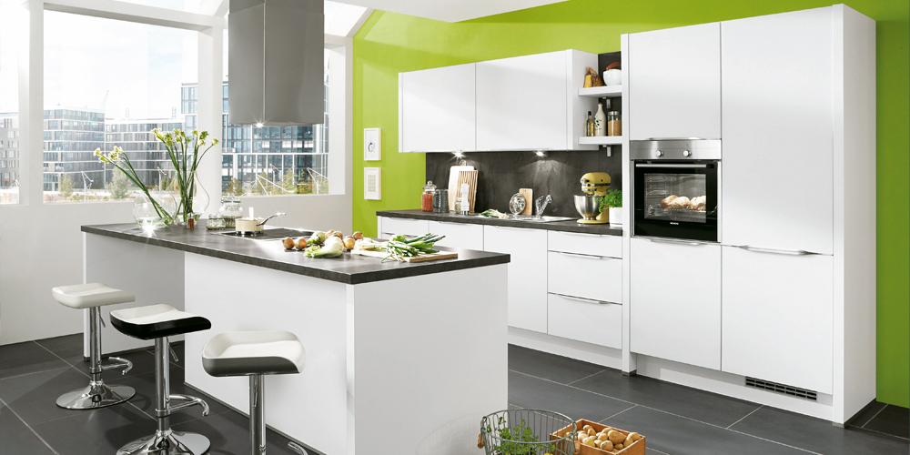 Klassische Küche von  Nobilia - extra günstig mit exklusiven Vorteilen beim Küchensonderverkauf