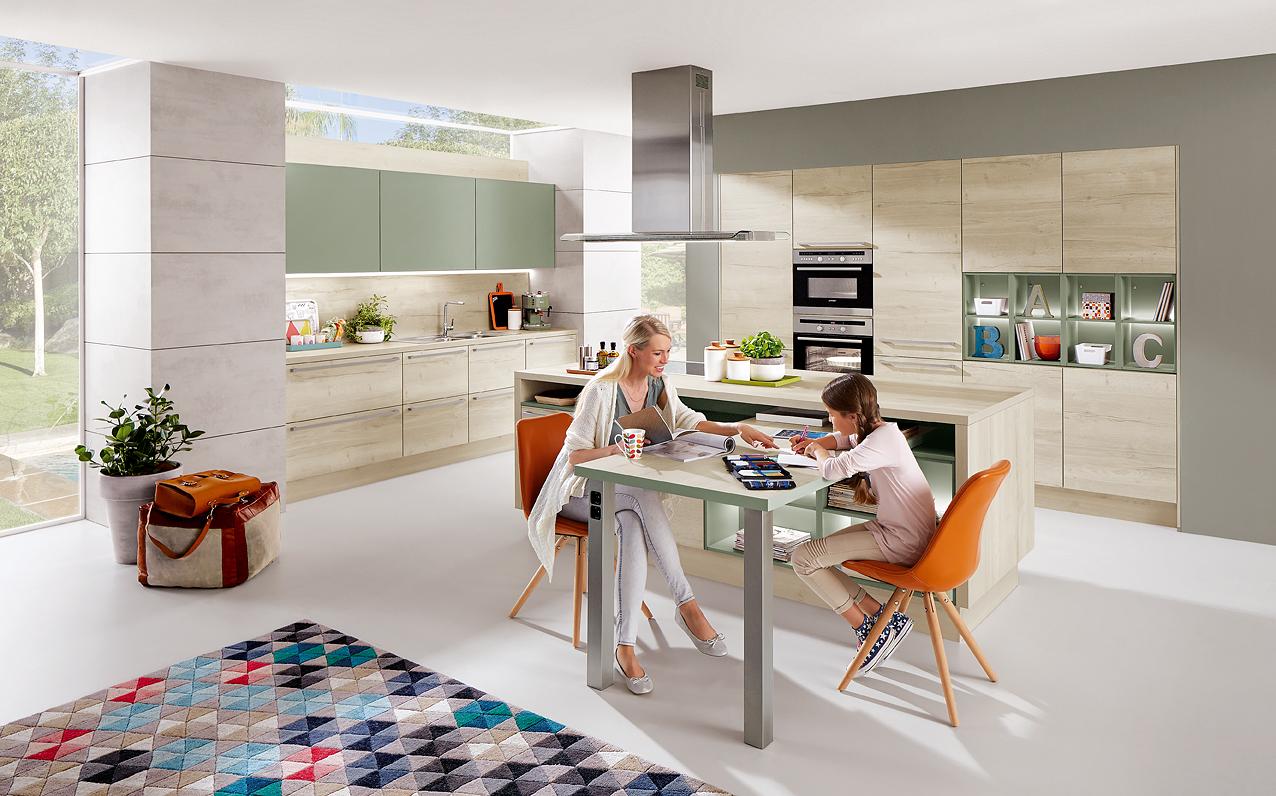 moderne küche archive - günstig küchen kaufen, Hause ideen