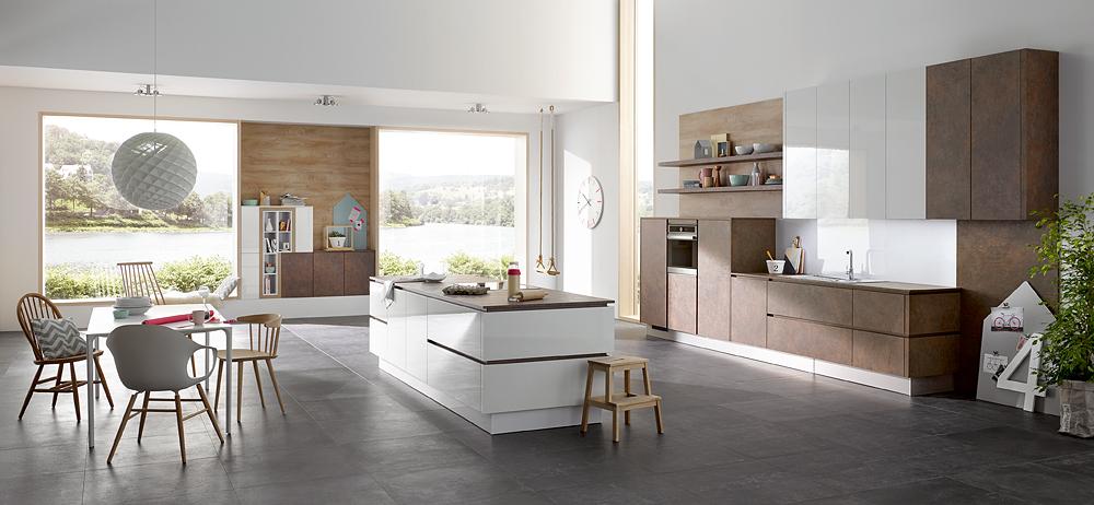 Küchensonderverkauf   Alno Alnostar Dur