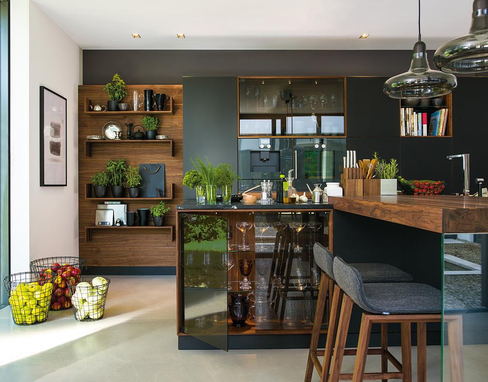 Das neue Küche-Esszimmer-Wohnzimmer Konzept - Günstig Küchen kaufen