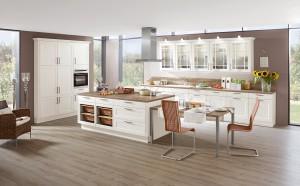 Bauernküche Landhausküche rustikaler Stil günstig kaufen beim Küchensonderverkauf