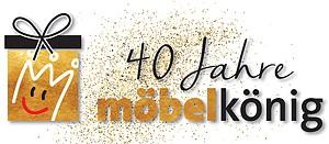 Küchensonderverkauf mit Jubiläumspreisen bei Möbel König in 73230 Kirchheim unter Teck! 40 Jahre Firmenjubiläum
