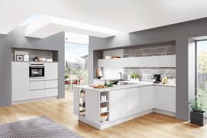Günstige Küchen beim Küchensonderverkauf - Küche Fashion 171 grifflos