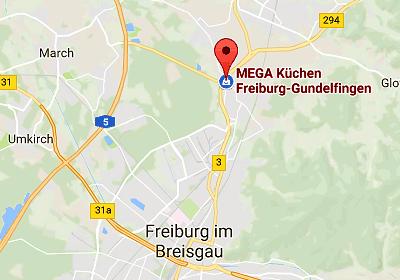 anfahrt-mega-moebel-79194-freiburg-gundelfingen