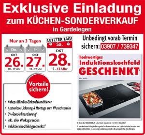Super günstig Küchen kaufen beim Küchensonderverkauf bei Bura Möbel in 39638 Gardelegen bei Wolfsburg