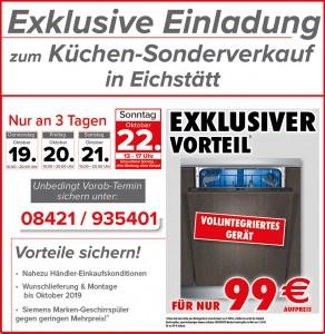 Super Vorteile: Nahezu Händler-Einkaufskonditionen; Wunschlieferung von bis zu 2 Jahren nach Bestellung, hochwertiger SIEMENS studioLine SX858D00PE Marken-Geschirrspüler im Wert von 1.539 € für nur 99 € Aufpreis