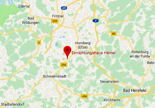 Küchensonderverkauf beim Einrichtungshaus Hämel in 34621 Frielendorf