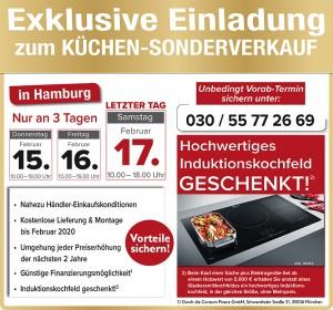 Unbedingt die exklusive Vorteile nutzen beim super-günstigen Exklusive Vorteile, 2 Jahre Planungssicherheit nutzen beim günstigen Küchen-Sonderverkauf bei Ruder Küchen in 12555 Berlin Köpenick