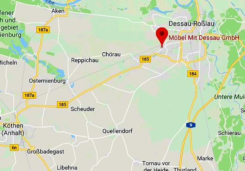 Küchensonderverkauf bei Möbel Mit in 06841 Dessau