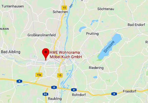 Küchen-Sonderverkauf bei Wohnorama in 83026 Rosenheim
