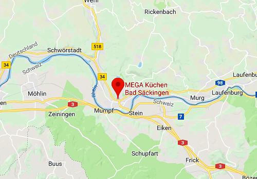 Küchensonderverkauf Megaküchen 79713 Bad Säckingen