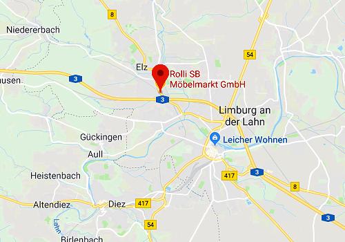 Küchensonderverkauf Rolli, 65604 Elz / Limburg