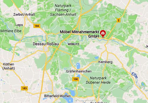 Möebel Mit, 06886 Lutherstadt Wittenberg