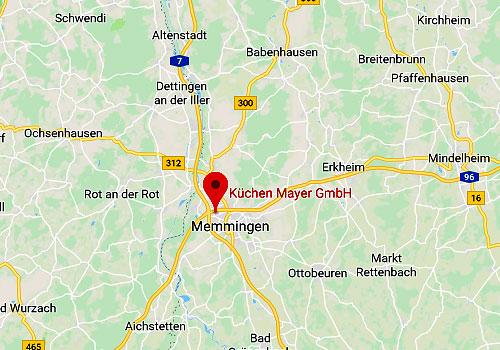 Küchen-Sonderverkauf bei Küchen Mayer GmbH in 87700 Memmingen