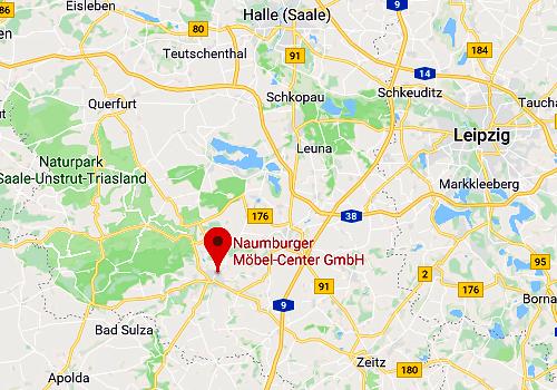 Küchen-Sonderverkauf im Naumburger Möbel-Center