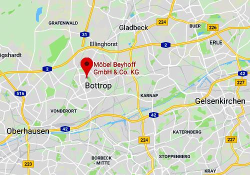 Küchen-Sonderverkauf Möbel Beyhoff, 46236 Bottrop