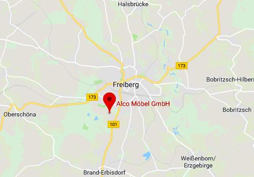 Küchen-Sonderverkauf Alco Küchen, 09599 Freiberg