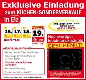 Exklusive Vorteile, 2 Jahre Planungssicherheit beim günstigen Küchenkauf bei Rolli in 65604 Elz bei Limburg