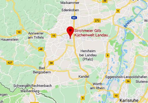 Küchen-Sonderverkauf bei StrohmeierGilb, 76829 Landau