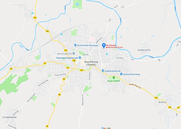 küchen- Sonderverkauf Küchen zu Top Konditionen in 06618 Naumburg